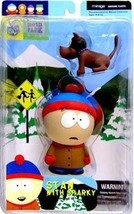 South Park Stan with Sparky Action Figure by Mirage Toys 2003. - $23.75