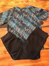Gymboree Boys' Black/Gray Wicking Tee w/ Black Jogger Pants Sweatpants N... - $23.99