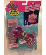 Vintage Polly PocketCrown Castle Princess Treasures NEW & SEALED MOC 1997 - $449.00