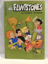 Flintstones 1966 HBP Dutch Comic Book 66 No. 10 -11 Comic Strip Stories ... - $7.95