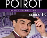3 Blu-ray 5 Movie Agatha Christie's Poirot Series 13: David Suchet Fraser Moran