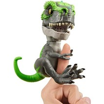 WowWee Untamed T-Rex by Fingerlings – Tracker (Black/Green) -Interactive... - $30.95