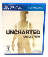 Sony Game Uncharted: the nathan drake collection - $9.99