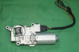 2001-2015 BMW Panoramic Sunroof Drive Motor Front Rear X3 X5 E61 E64 image 4