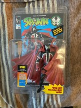 1994 Spawn Action Figure with Comic MIB - $55.00