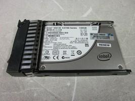 """HP Intel 691842-001 SSDSC2BA100G3P SSD DC S3700 Series 2.5"""" 100GB SATA III - $40.50"""