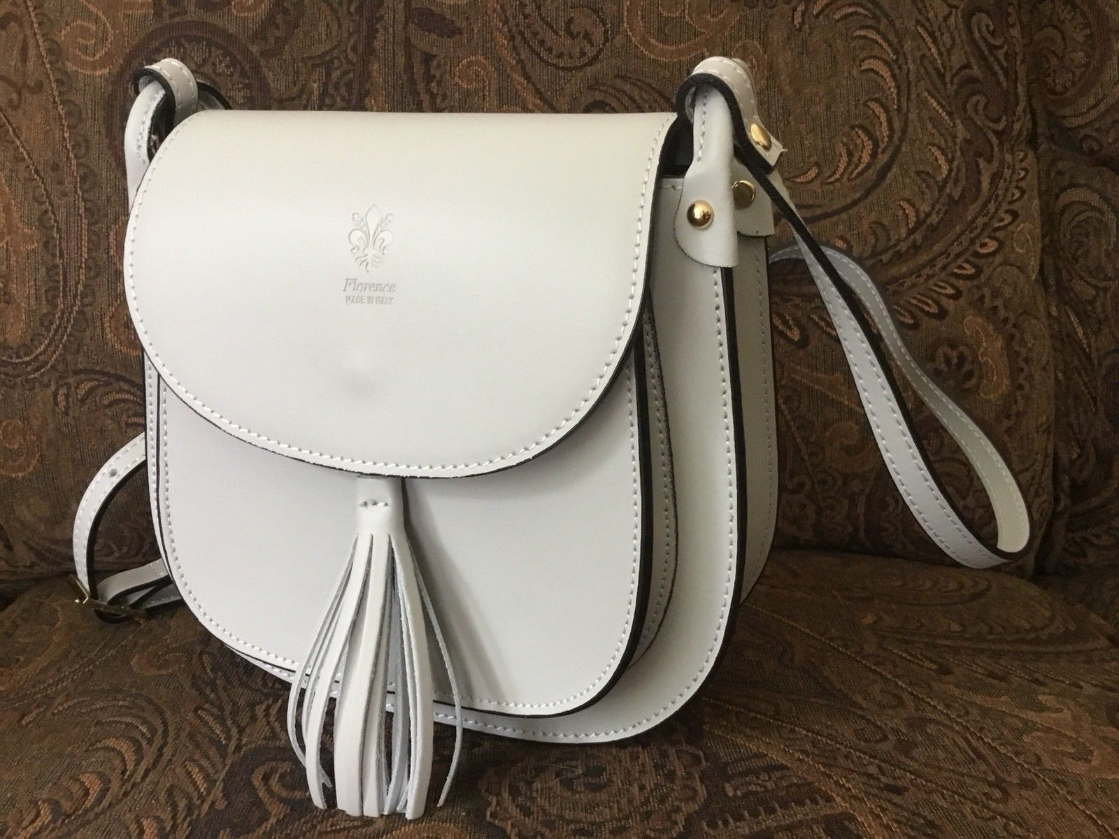 10fb02579d1e S l1600. S l1600. Previous. Crossbody Beige Medium Bag Italian Genuine  Leather Hand made in Italy Florence