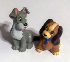Lady and the Tramp Walt Disney Bully PVC Figures - $19.99