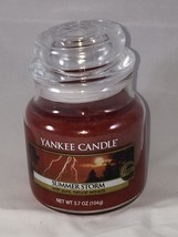 Yankee Candle Summer Storm 3.7 Oz Jar Candle New Gift - $9.50
