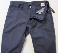 Michael Kors Men's Classic Fit Pants, Chambray Blue, 42 - $34.64