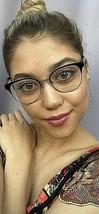 New TORY BURCH TY 105431 Black 50mm Round Women's Eyeglasses Frame - $99.99