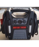 Gently Used Motor Trend - Portable Air Compressor - Charge Station - For... - $118.79