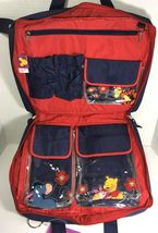 Winnie the Pooh Large Blue Nylon Travel Bag  image 3