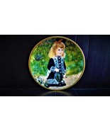 "Auguste Renoir's""A Girl With A Watering Can""  Collector Plate - $20.99"
