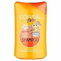 L'Oreal Kids Tropical Mango Shampoo 250ml - $21.15