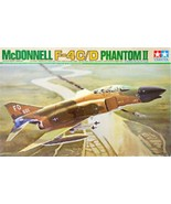 Tamiya 60305 1/32 McDonnell Douglas F-4C/D PHANTOM II Limited from Japan - $88.51