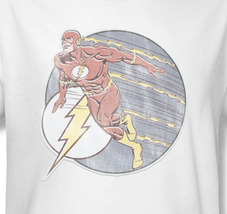 He flash superhuman agility batman superman for sale online graphic white tee dco602 at thumb200