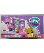 Tiny Tukkins 11 Piece Set Includes 2 Plush Cuddle n'Play Set - $12.86