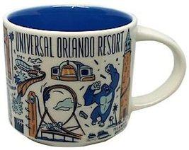 Starbucks Universal Orlando Resort Been There Pin Drop Coffee Mug Cup NE... - $33.00