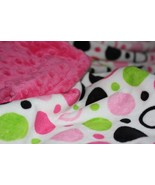 Lil' Cub Hub Minky Blanket - Baby Blanket, Toddler Blanket, Child Blanke... - $34.68