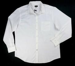 Nuevo Diesel Mens White Cotton Oxford Sdidi Informal con Botones Camisa ... - $62.36