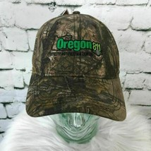 Oregon 811 Mens One Sz Hat Brown Camouflage Adjustable Realtree Ball Cap... - $24.74