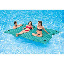 Floating Water Mat Lake Pool Swimming Raft Lounge Island Pad Outdoor Spo... - €237,63 EUR
