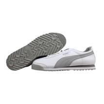 03 Gray Men's Roma 7 5 Violet Puma Basic 353572 SZ White t0n4a
