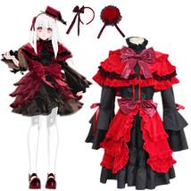 Anime K Kushina Anna 1st Lolita Dress Cosplay Costume - $48.87
