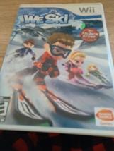Nintendo Wii We Ski - COMPLETE image 1
