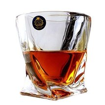 Unique Design Transparent Whiskey Glass Wine Cup Drinking Cup-A12 - $40.36