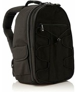 Backpack for SLR Cameras and Accessories-Black[Single] - $103.05