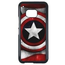 Avengers, Captain America HTC one m8 case Customized Premium plastic bla... - $11.87