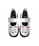 T.U.K. Shoes T2268 Womens Mary Janes, White Lucky Cat Mary Jane - US: Wo... - $79.18
