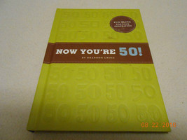 NEW HALLMARK BOOK : NOW YOUR 50 FUN FACTS FOR YOUR GENERATION Birthday Gift - $5.45