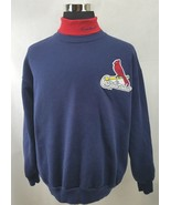 Vintage Majestic 2 Layer St. Louis Cardinals Made in USA Sweatshirt Size... - $27.88