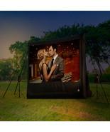 Open Air Movies Outdoor Garden Professional Inflatable Screen 10 feet - $2,270.00