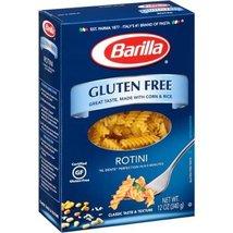 Barilla Gluten Free Pasta, Rotini, 12 Ounce (Pack of 6) - $36.59