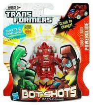 POWERGLIDE Transformers Bot Shots Series 1: B013 Series New Hasbro - $19.31