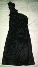 Forever 21 Black One Shoulder Mini Dress Size S/P - $10.00