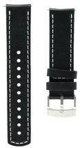 Suunto Elementum Ventus Strap Black Leather One Size SHIPSFREE - $68.98