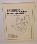 Building Construction Illustrated Textbook by Francis D.K. Ching from 1975 - $10.96