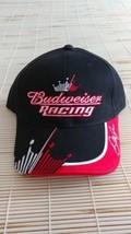 NASCAR CHASE AUTHENTICS  CAP HAT - BUDWEISER RACING  - #8 DALE EARNHARDT JR - $19.99