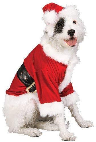 Rubie's Christmas Pet Costume, Santa Claus, Small #jdb