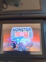 Nintendo Game Boy Advance GBA Monster Trucks image 1