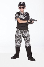 Halloween Wholesalers S.W.A.T. Force Kids Costume - $23.10