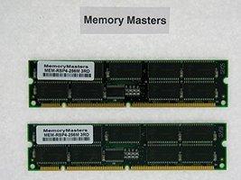 MEM-RSP4-256M 256MB (2x128) DRAM Memory for Cisco 7500 RSP Router(MemoryMasters)