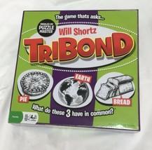 Will Shortz Riddle Master TriBond Game New Sealed Imagination - $28.70