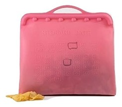 Reusable Silicone Gallon Size Food-Storage Bags – Cooking bags - €21,45 EUR