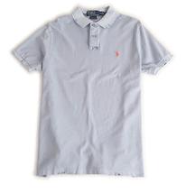 Ralph Lauren Men's Short Sleeve Shirt, Light Blue, Size XXL, MSRP $89.5 - $49.49